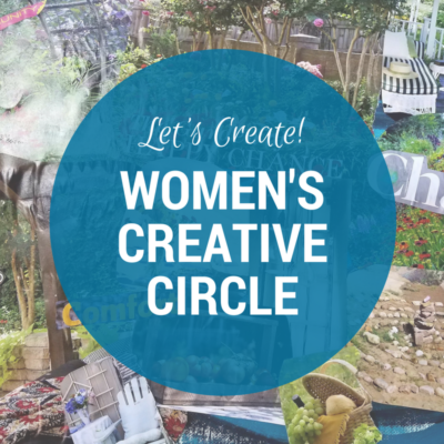 Women's Creative Circle in Bend, Oregon with coach Vicki Johnson