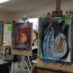 Intuitive Painting Workshop with Vicki Johnson