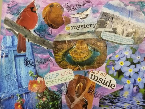 Women's Creative Circle Workshop with Vicki Johnson in Bend, Oregon